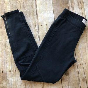 Abercrombie & Fitch Zipper Hem Leggings